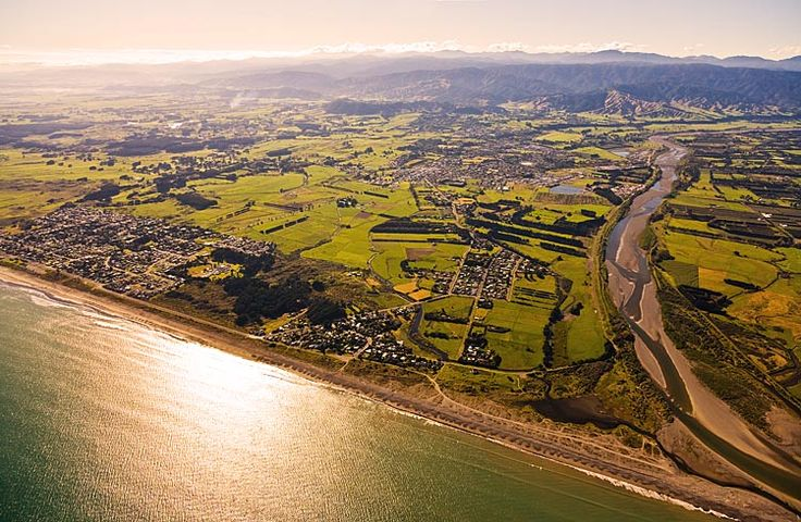 Otaki Beach, see more at New Zealand Journeys app for iPad www.gopix.co.nz