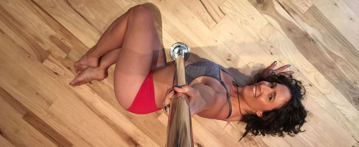 Pole dancing opens your second chakra and allows energy to move freely throughout your whole body.Stepping into a pole dance class is much like entering a secret meeting.