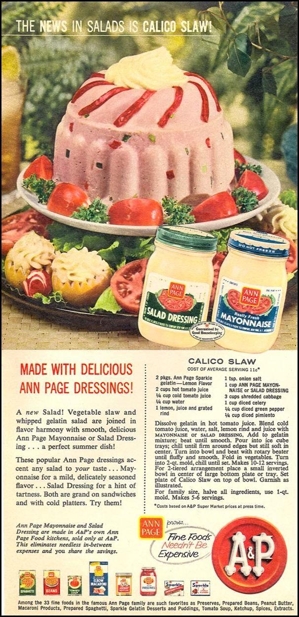 810 best Crazy & Odd Food images on Pinterest | Vintage food ...