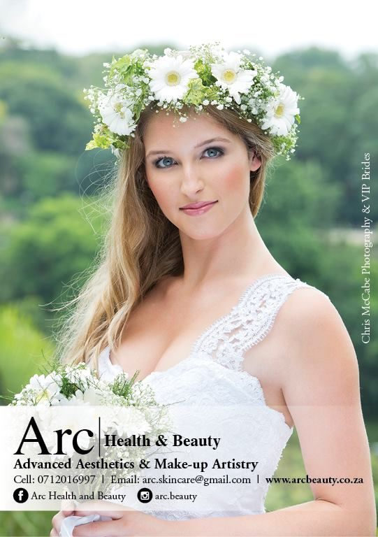 A big THANK YOU to Arc Health and Beauty for the very special treatment! Ladies you really need to visit Arc Health and Beauty for some time out! www.arcbeauty.co.za