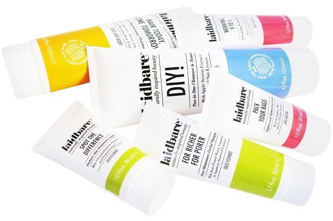 Nieuw in Nederland en België: de betaalbare, eco-chique beautyproducten van Laidbare #beauty #ultimatewebshops