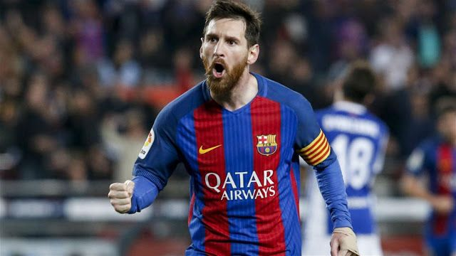 Cuantos goles hará Messi hoy? http://ift.tt/2pCu35F