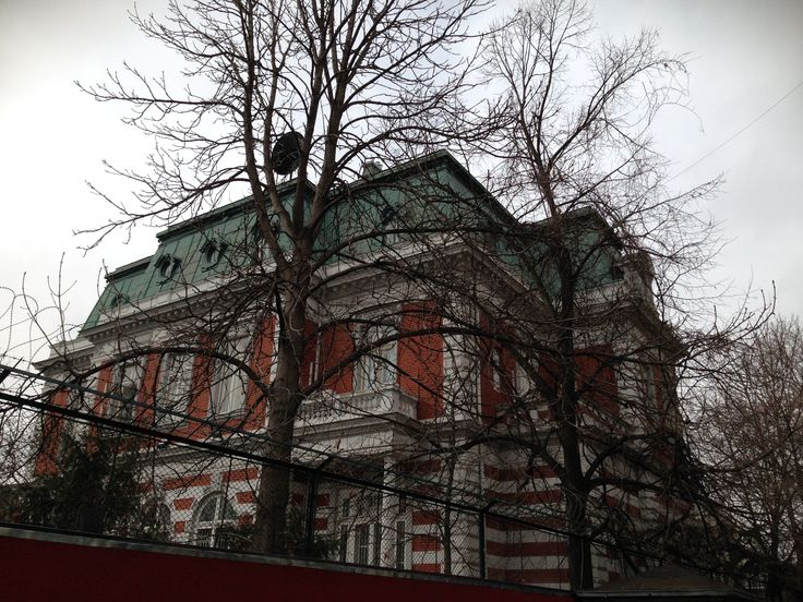 Turkish Embassy.