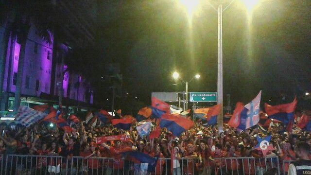 Avenida centenario
