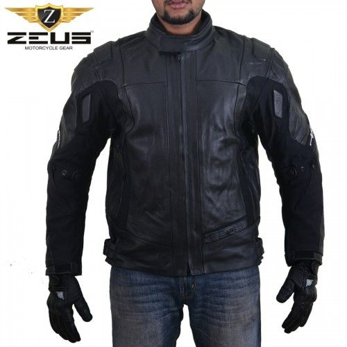 b61df8f2 Leather Jackets India #fashion #armored leather motorcycle jacket ...