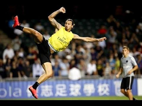 Amazing Football Goals Scored on Training || HD ||