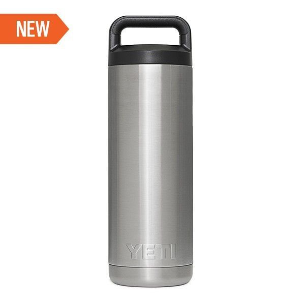 We've brought the legendary insulating power of our Rambler™ Tumblers into bottle form. The Rambler™ Bottle is a next-level insulated bottle, complete with double-wall vacuum insulation to keep drinks