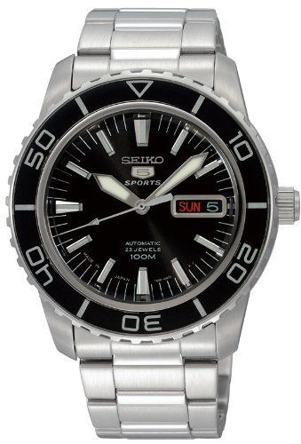 SEIKO watches SEIKO 5 SPORTS Seiko Five Sports automatic day date foreign models made in Japan SNZH55JC Men >>> Click image to review more details. (This is an affiliate link and I receive a commission for the sales)
