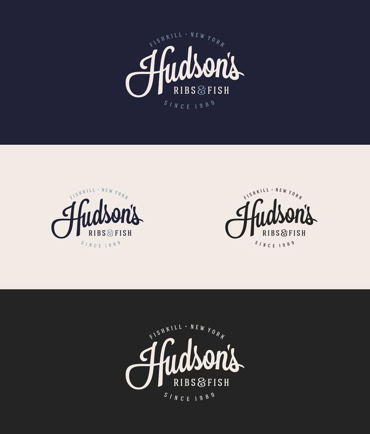 83 best typography images on pinterest lettering for Hudson ribs and fish