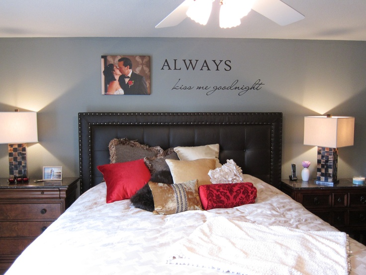 X Canvas Wrap With Wall Decal Photo Walls Pinterest Wall - Wall decals on canvas
