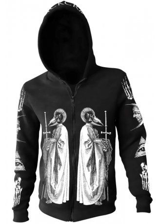 Blackcraft Ram Priest Hoody