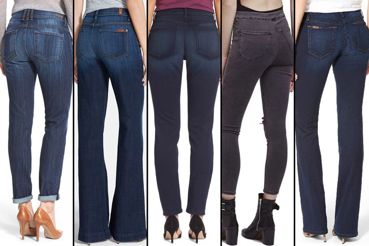 Beauty And The Booty: 5 Perfect Jeans To Enhance Your Perfect Curves