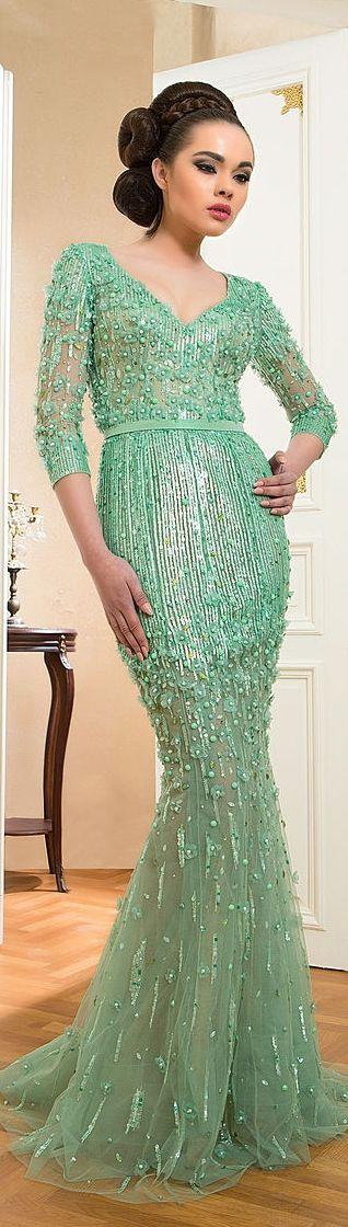 Ali Al Khechen Couture S/S 2014