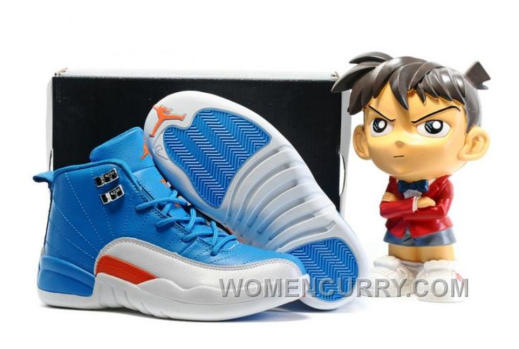 https://www.womencurry.com/2017-kids-air-jordan-12-blue-white-orange-basketball-shoes-lastest-dxa3w.html 2017 KIDS AIR JORDAN 12 BLUE WHITE ORANGE BASKETBALL SHOES LASTEST DXA3W Only $69.00 , Free Shipping!