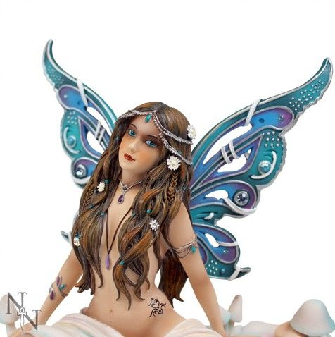 Figurine Fée Jewelled Fairy Jade B0334B4