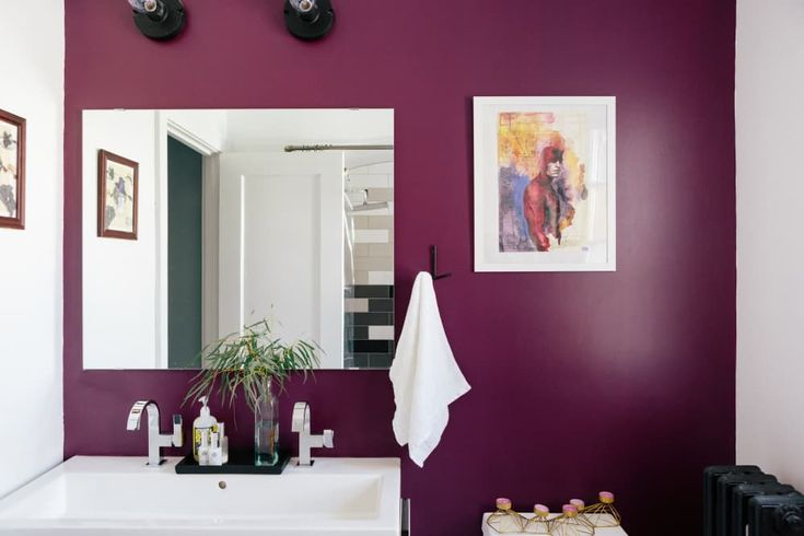 16 Perfect Paint Shades for Your Bathroom in 2020 | Best ...