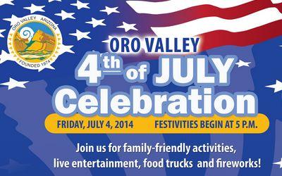 july 4th events tucson az