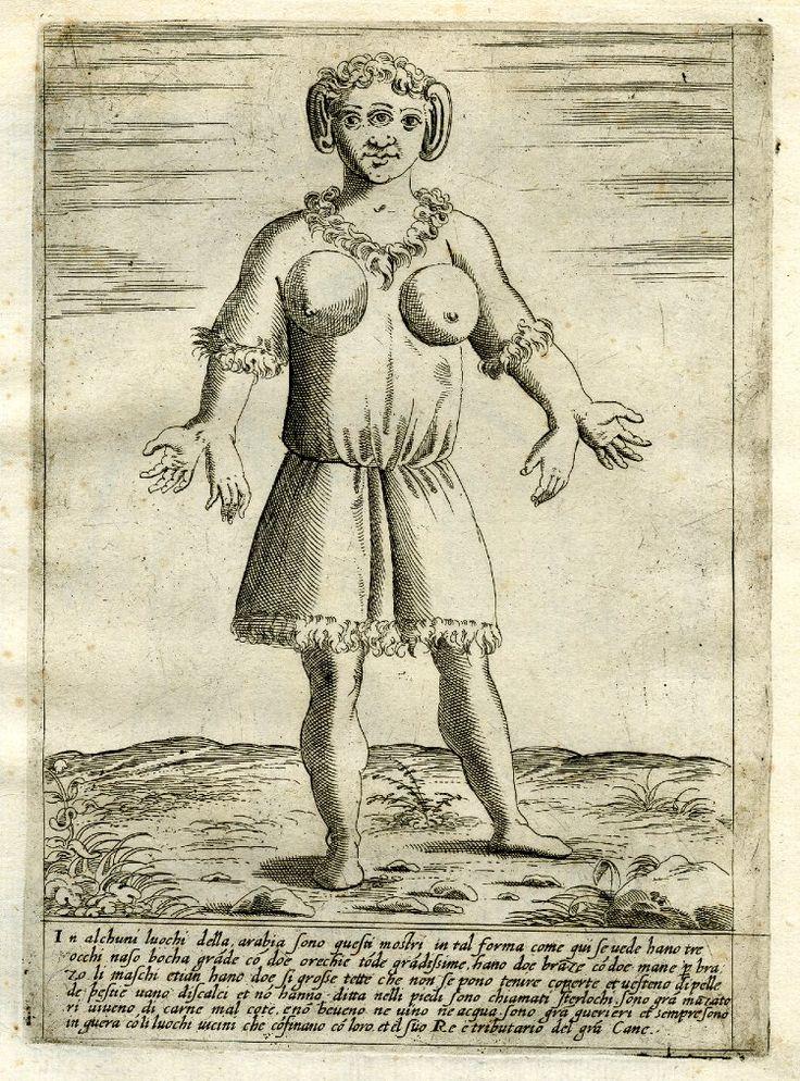 bestiology: Старинные книги с рисунками монстров.