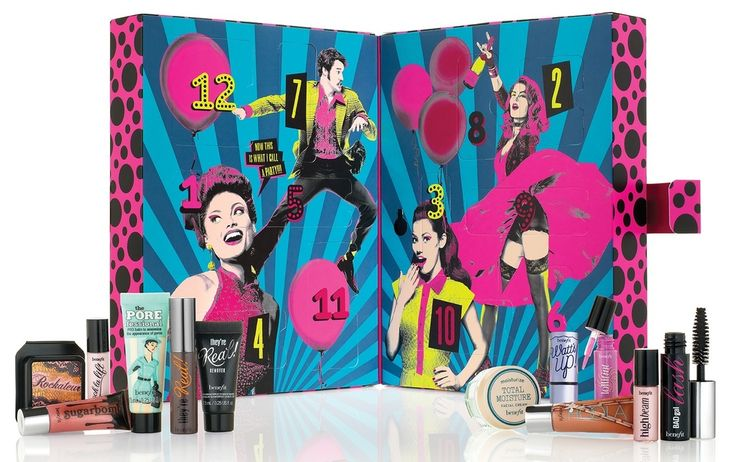 Benefit Advent Calendar 12 Days of Party Poppers 2015 DOUGLAS € 49,00