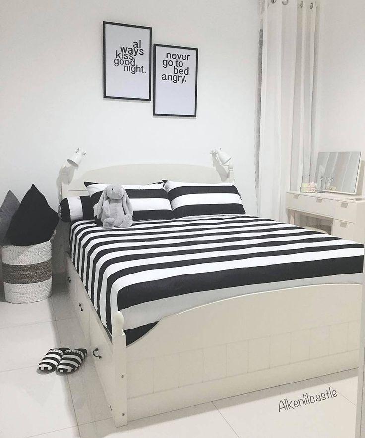 Minimalist Nursery Bedroom Furniture Design Ideas 5606: 15 Best Hiasan Dinding Kamar Images On Pinterest