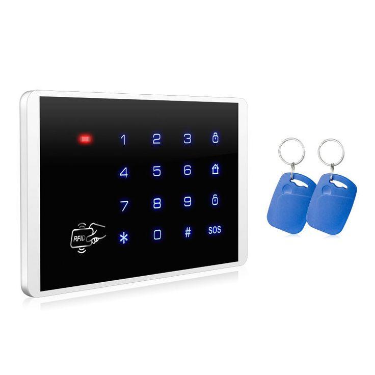 26.09$  Watch here - http://alii3c.shopchina.info/go.php?t=32362021244 - KERUI New K16 RFID Touch Keypad For Wireless PSTN GSM Alarm Systems Burglar Access Control System Wireless Password Keypad 26.09$ #buyonlinewebsite