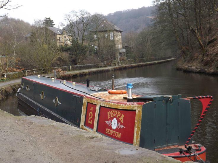 58 foot traditional narrow boat, by MEL DAVIS with a vintage 1935 gardener 3lw | eBay