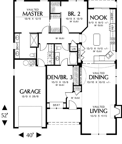 17 best images about home plans on pinterest small homes for Thehousedesigners com home plans