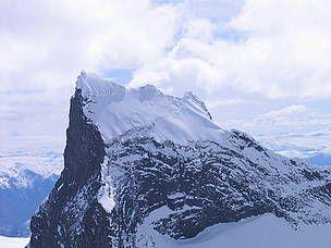 fjell i norge | Austabotntind, Jotunheimen / ©: WWF-Norge, Ingeborg Wessel Finstad
