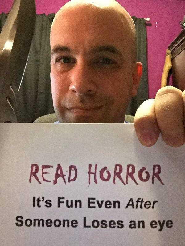 Read more horror!