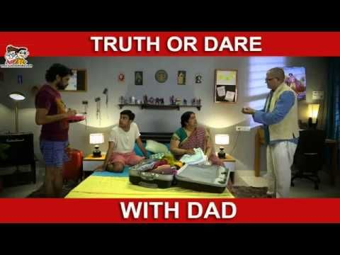 Truth or Dare With Dad | Talented India