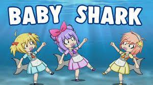 Baby Shark   Baby shark, Dancing baby, Shark meme