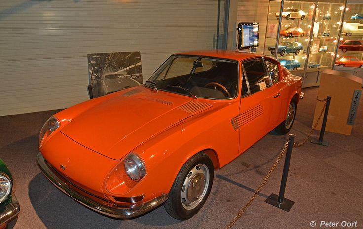 OG | 1965 DAF 40 GT | Prototype designed by Michelotti