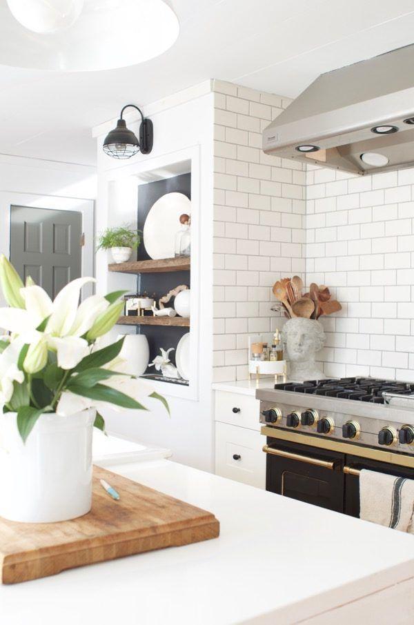 A Cozy Minimalist Spring Home Kitchen Home Decor Kitchen