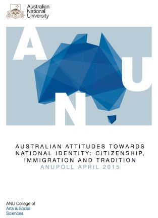 'Australian Attitudes towards National Identity: Citizenship, Immigration and Tradition' - Eureka street article by John Warhurst