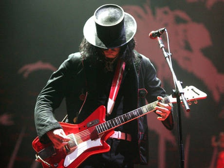 Jack White is a little strange, but also talented.  Just heard his first solo album is coming in April. Can't wait!
