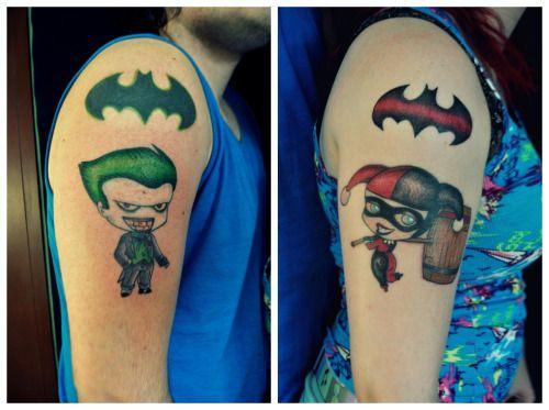 geek couple tattoos - Google zoeken