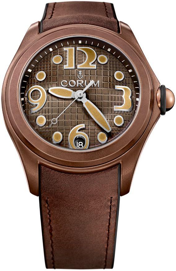 La Cote des Montres : La montre Corum Heritage Bubble - Quand l'histoire d'une marque s'associe à l'histoire d'un homme