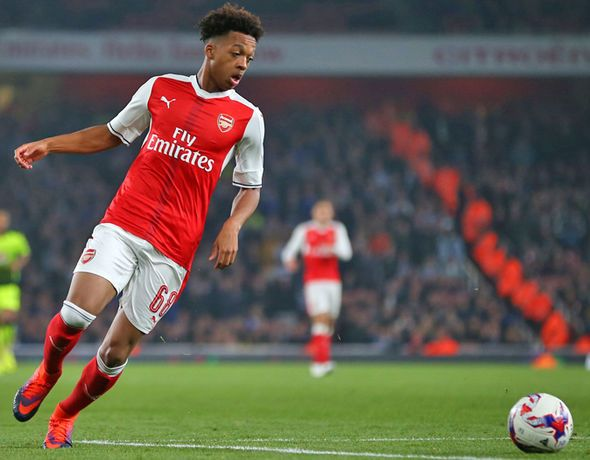Chris Willock sends message to Arsenal after completing move to Benfica - http://buzznews.co.uk/chris-willock-sends-message-to-arsenal-after-completing-move-to-benfica -