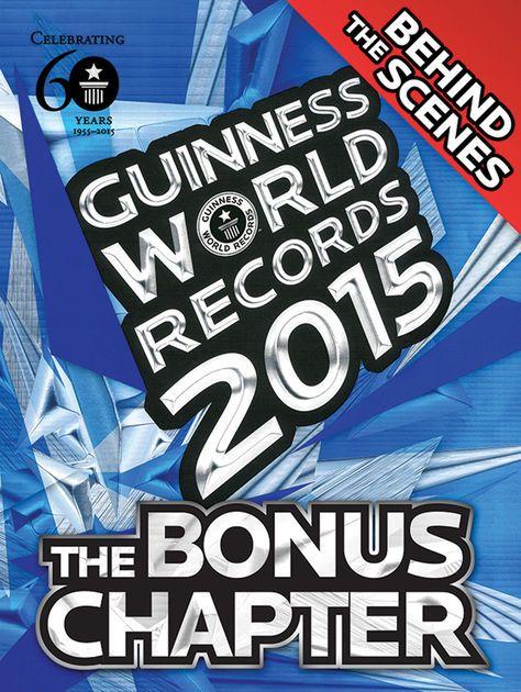 Guinness World Records 2015 Edition - The Bonus Chapter av Guinness World Records på iBooks