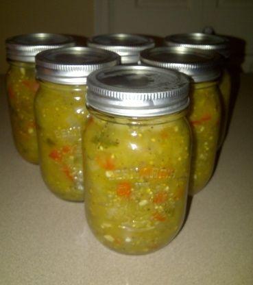Green Un-Ripe) Tomato Salsa For Canning Recipe - Food.com