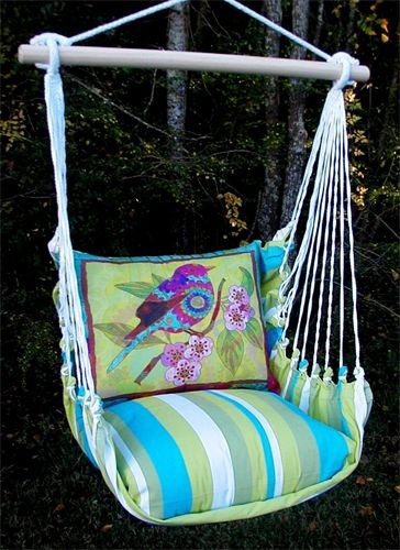 Obsessed with a hammock outdoor haven