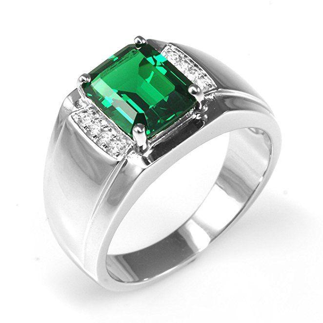 Emerald Anniversary  Emerald Anniversary Ring