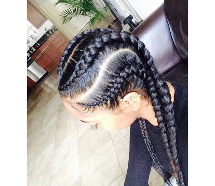 Cherokee Braids Going To The Beach Gonna Rock This Style