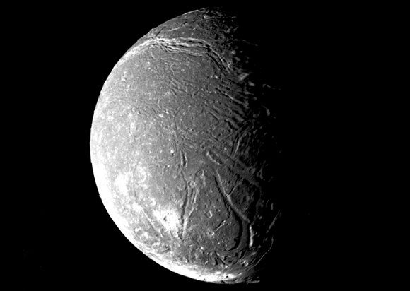 The Mysterious Moons of Uranus   Astronotes