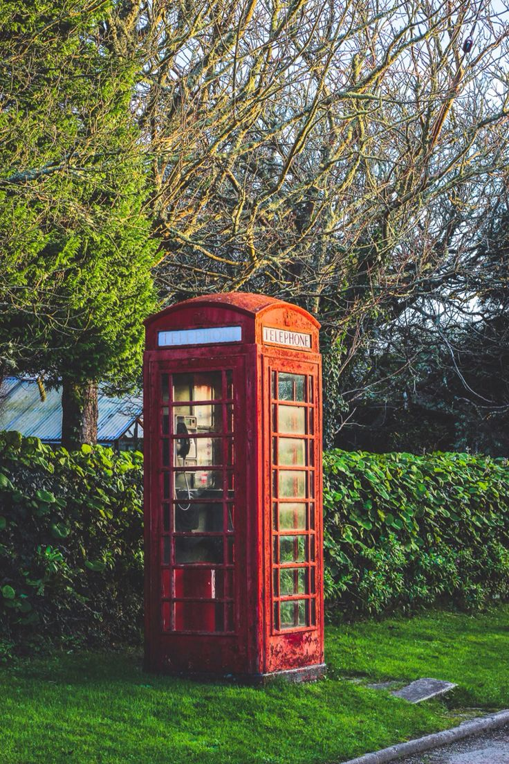A piece of #London in the countryside