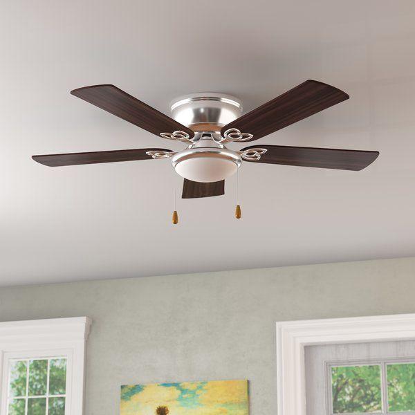 52 Mattias 5 Blade Ceiling Fan Light Kit Included Ceiling Fan Ceiling Fan With Remote Fan Light Kits