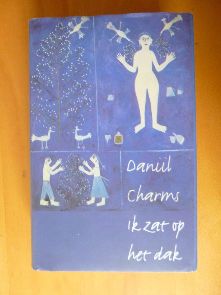Homo Ludens: Daniil Charms | alle mannen pief, alle vrouwen paf, heel heel het huwelijk poef