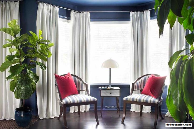 Decorating With Dark Paint Colors - http://www.dedecoration.com/home-design-ideas/decorating-with-dark-paint-colors.html