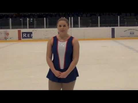 ▶ Ice Skating Tutorial for Beginner Skaters - YouTube