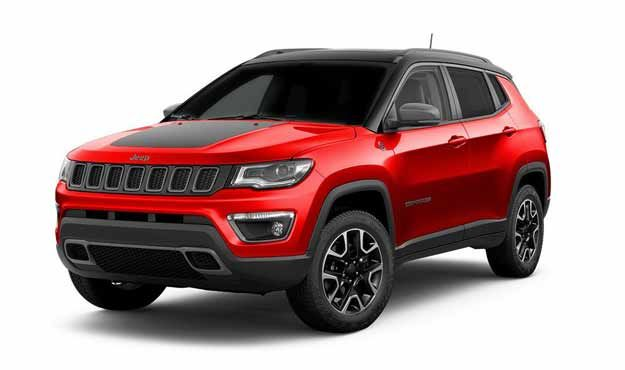 Jeep Compass Trailhawk Launched In India On June 2019 Jeep